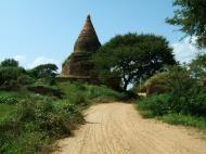 Asisbiz Bagan Gawdawpalin Temple Myanmar Nov 2004 03