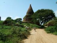 Asisbiz Bagan Gawdawpalin Temple Myanmar Nov 2004 04