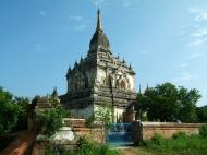 Asisbiz Bagan Gawdawpalin Temple Myanmar Nov 2004 09