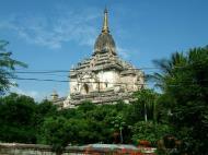 Asisbiz Bagan Gawdawpalin Temple Myanmar Nov 2004 10