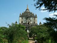 Asisbiz Bagan Gawdawpalin Temple Myanmar Nov 2004 11