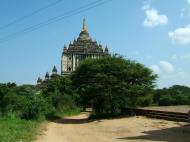 Asisbiz Bagan Gawdawpalin Temple Myanmar Nov 2004 12