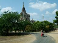Asisbiz Bagan Gawdawpalin Temple Myanmar Nov 2004 14