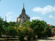 Asisbiz Bagan Gawdawpalin Temple Myanmar Nov 2004 15