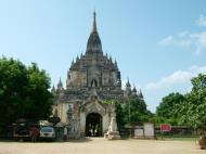 Asisbiz Bagan Gawdawpalin Temple Myanmar Nov 2004 18
