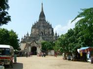 Asisbiz Bagan Gawdawpalin Temple Myanmar Nov 2004 19