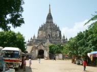 Asisbiz Bagan Gawdawpalin Temple Myanmar Nov 2004 20