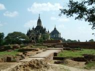 Asisbiz Bagan Gawdawpalin Temple Myanmar Nov 2004 22