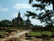 Asisbiz Bagan Gawdawpalin Temple Myanmar Nov 2004 23