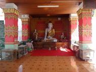 Asisbiz Hlwaga Lake Pagoda main Buddha Mingaladon Yangon Myanmar Jan 2010 01