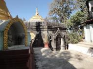 Asisbiz Hlwaga Lake Pagoda minor payas Mingaladon Yangon Myanmar 2010 03