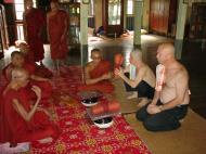 Asisbiz Hmawbi Monastery Ordination Ric and Ree Dec 2000 03