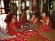 Asisbiz Hmawbi Monastery Ordination Ric and Ree Dec 2000 11