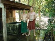 Asisbiz Hmawbi Monastery Pre ordination Ric and Ree Dec 2000 04