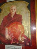 Asisbiz Hmawbi Monastery Sayadow now residing in Nibbana Dec 2000 03