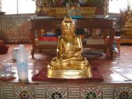 Asisbiz Hmawbi Monastery Sayadow performing prayersDec 2000 03