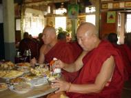 Asisbiz Hmawbi Monastery celebrating Sayadow birthday Dec 09 2000 01
