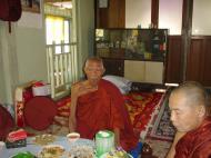 Asisbiz Hmawbi Monastery celebrating Sayadow birthday Dec 09 2000 02