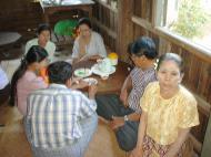 Asisbiz Hmawbi Monastery celebrating Sayadow birthday Dec 09 2000 06