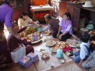 Asisbiz Hmawbi Monastery celebrating Sayadow birthday Dec 09 2000 08