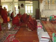 Asisbiz Hmawbi Monastery celebrating Sayadow birthday Dec 09 2000 12