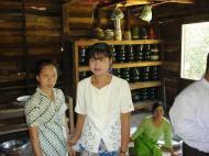 Asisbiz Hmawbi Monastery celebrating Sayadow birthday Dec 09 2000 14