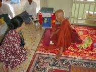 Asisbiz Hmawbi Monastery celebrating Sayadow birthday Dec 09 2000 17