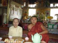 Asisbiz Hmawbi Monastery celebrating Sayadow birthday Dec 09 2000 18