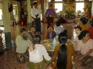 Asisbiz Hmawbi Monastery celebrating Sayadow birthday Dec 09 2000 19