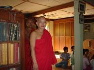 Asisbiz Hmawbi Monastery celebrating Sayadow birthday Dec 09 2000 20