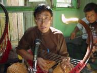Asisbiz Hmawbi Monastery celebrating Sayadow birthday Dec 09 2000 25