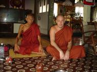 Asisbiz Hmawbi Sayadow and myself Dec 2000 00