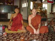 Asisbiz Hmawbi Sayadow and myself Dec 2000 02