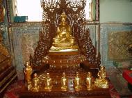 Asisbiz Hmawbi monastery Buddhas Dec 2000 07