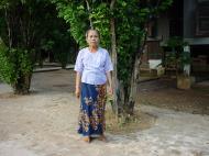 Asisbiz Hmawbi monastery Daw Khin Nyunt 01