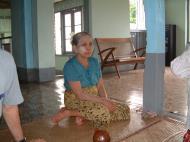 Asisbiz Hmawbi monastery Daw Khin Nyunt 02