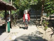 Asisbiz Hmawbi monastery Daw Khin Nyunt 03