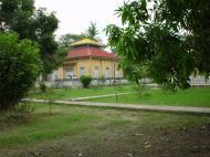 Asisbiz Hmawbi monastery grounds Ordination Center Jun 2001 01