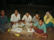 Asisbiz Hmawbi monastery locals School Work 02