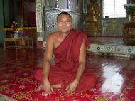 Asisbiz Hmawbi monastery main monks Jul 2001 01