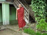 Asisbiz Hmawbi monastery main monks Jul 2001 02