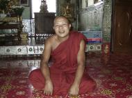 Asisbiz Hmawbi monastery main monks Jul 2001 05