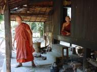 Asisbiz Hmawbi monastery main monks Jul 2001 18