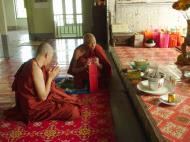 Asisbiz Hmawbi monastery monks Dec 2000 08