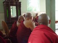 Asisbiz Hmawbi monastery monks Dec 2000 17
