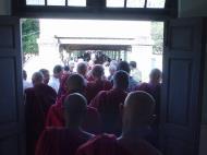 Asisbiz Hmawbi monastery monks Dec 2000 19