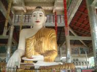 Asisbiz Yangon Hmawbi area sitting Buddha Jul 2001 02