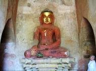 Asisbiz Bagan Htilominlo Temple Nandaungmya Buddhas Nov 2004 01