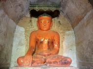 Asisbiz Bagan Htilominlo Temple Nandaungmya Buddhas Nov 2004 02