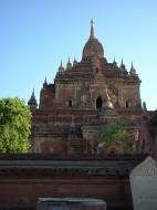 Asisbiz Bagan Htilominlo Temple Nandaungmya Myanmar Dec 2000 03